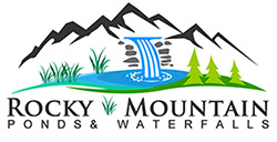 Rocky Mountain Ponds & Waterfalls Logo